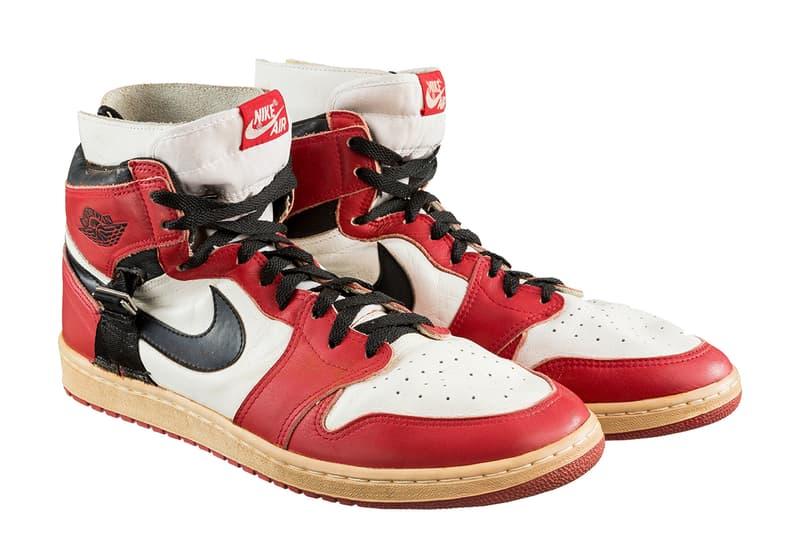 Michael Jordan 曾著用過、超珍貴改裝版本 Air Jordan 1 正進行拍賣當中!