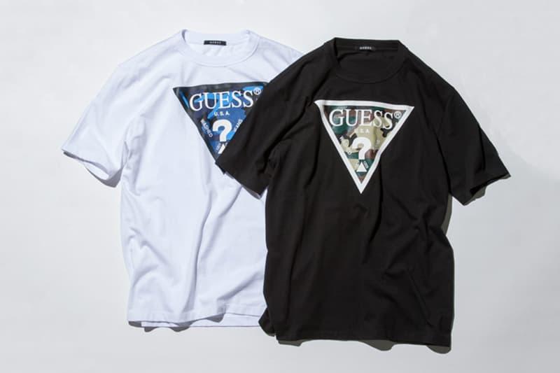 GUESS Exclusive for SOPH. 當代日系潮流聯乘九十年代時尚