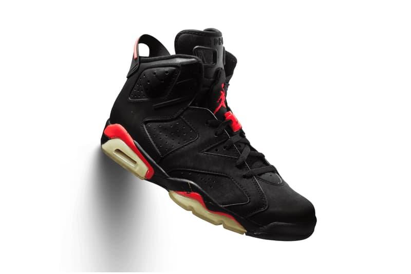 Jordan Brand 打造「Air Jordan Collection」網站回顧歷代球鞋設計