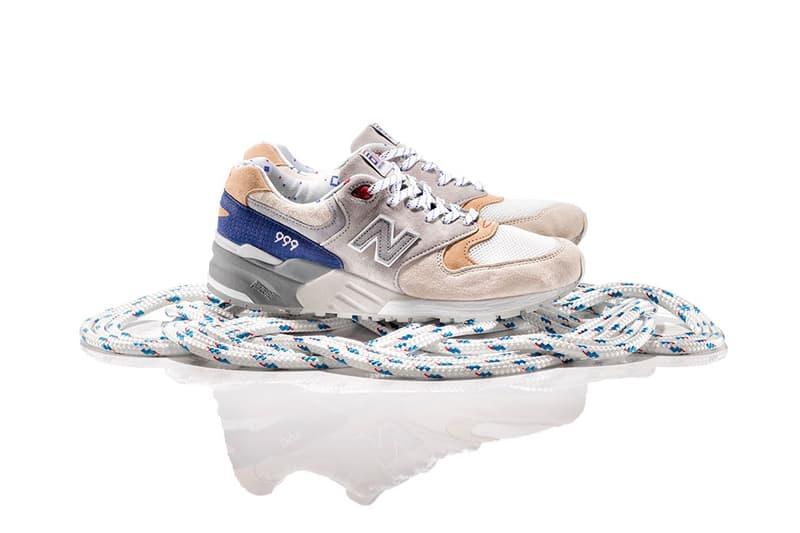 Concepts x New Balance 全新聯乘 999「Kennedy」鞋款