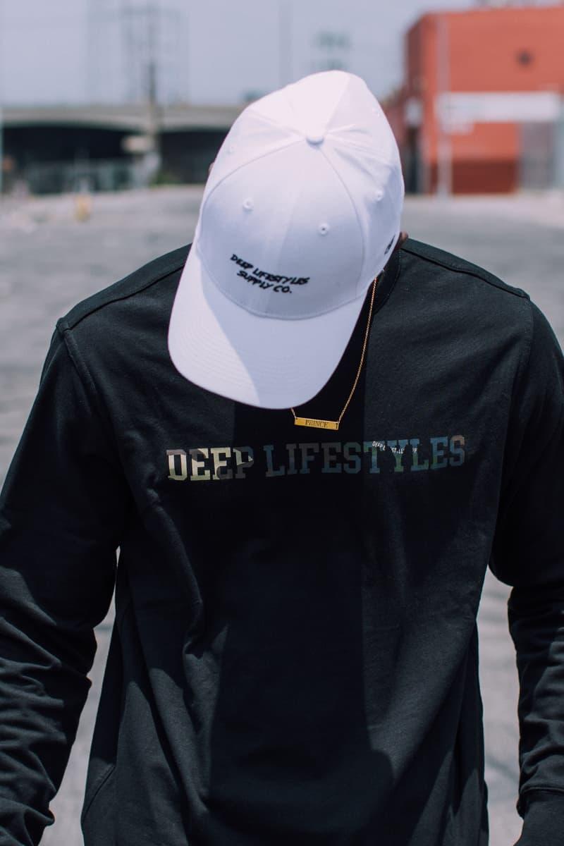 洛杉磯街牌 Deep Lifestyles Supply Co. 2017 秋冬 Lookbook