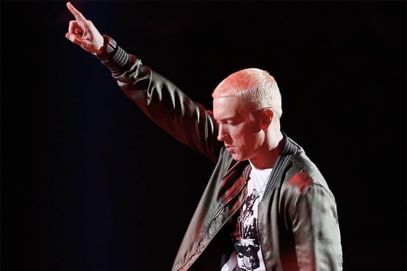 近在咫尺 − Eminem 全新專輯據傳即將發佈?
