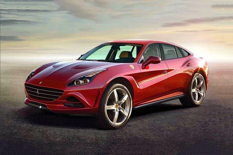 Ferrari 官方確認將推出旗下首款 SUV 車型