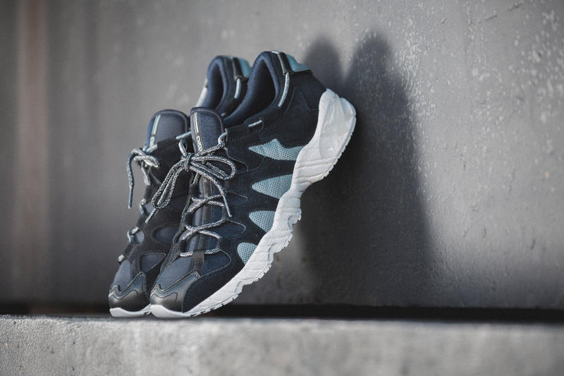 Highs and Lows x ASICS Tiger 全新聯乘 GEL-Mai「Submariner」鞋款