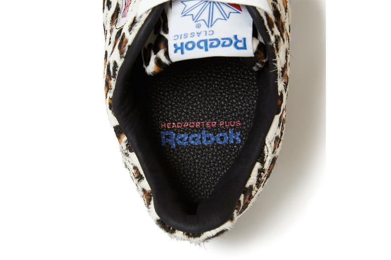 Head Porter Plus x Reebok Classic Leather 作為 2013 年版本的後續延伸