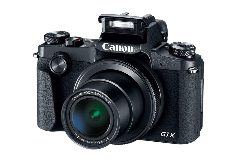 Canon G1 X Mark III 配備品牌首款 APS-C 傳感器旗艦相機