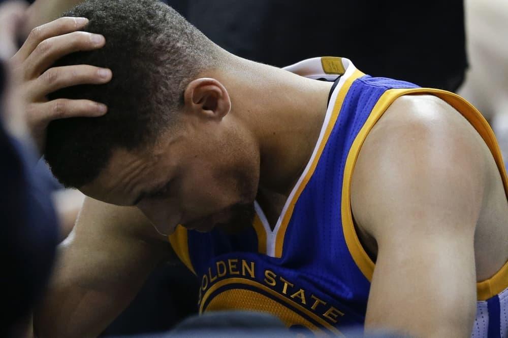 原來 Stephen Curry 差一點簽不了五年 2 億美元新合約
