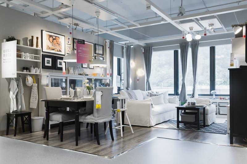 走進 IKEA 宜家家居全新荃灣分店