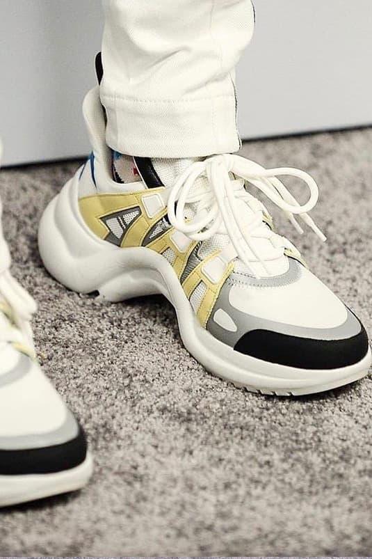 下一雙 Balenciaga Triple S?Jaden Smith 親著 Louis Vuitton 2018 春夏最新鞋款
