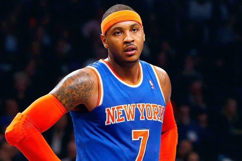 Jordan Brand 將不會再為 Carmelo Anthony 推出簽名鞋款