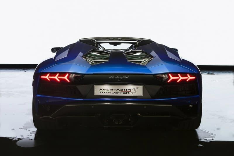 日本限定 Lamborghini 超限量車款 Aventador S Roadster 現身