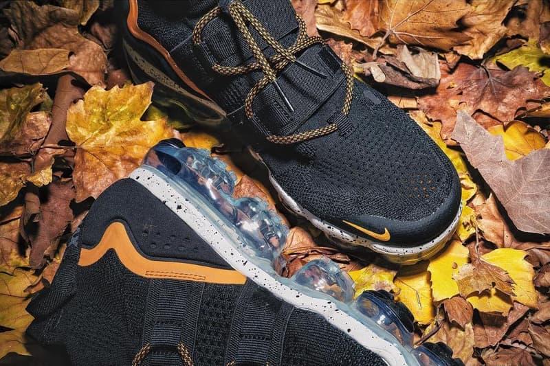 Nike Air VaporMax 全新中筒升級版本曝光