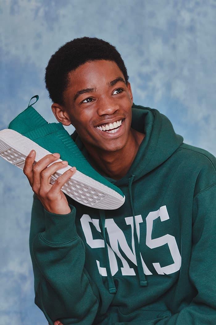 Sneakersnstuff x adidas Originals 全新聯乘 NMD CS2「Class of 99」系列