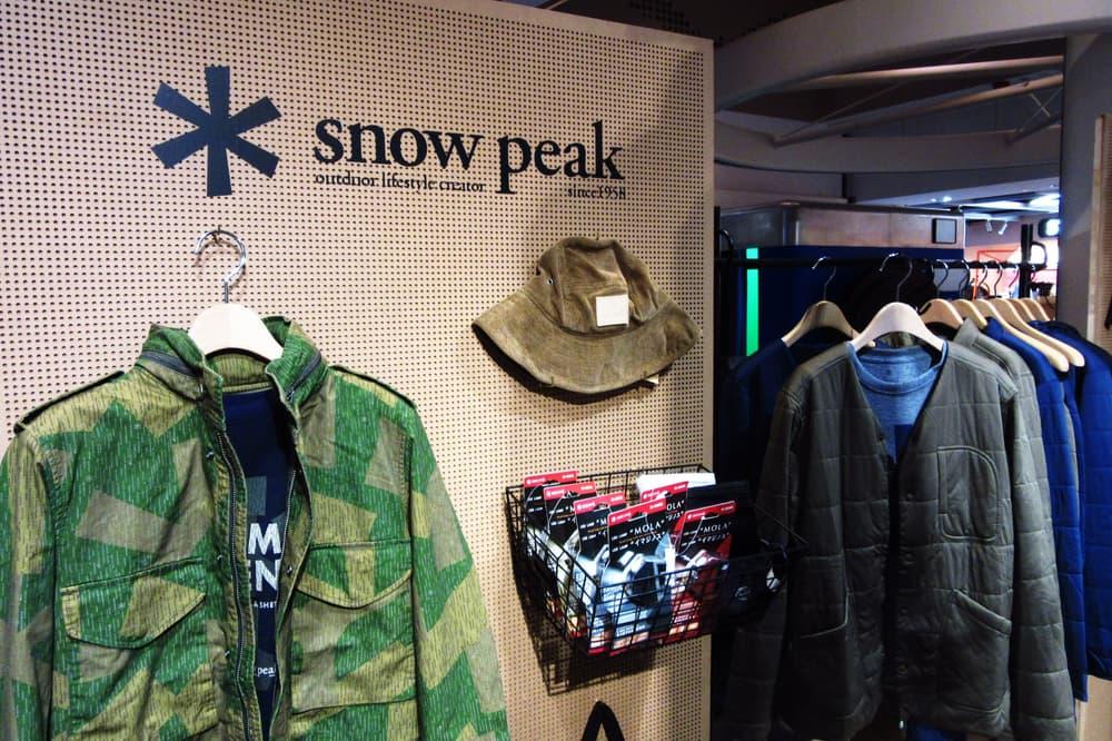 日本山系品牌 Snow Peak 概念店登陸香港