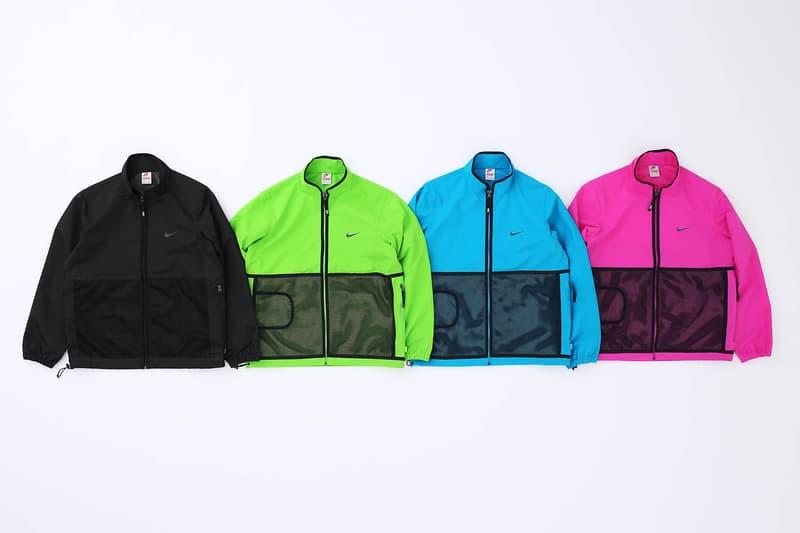 Supreme x Nike 2017 秋冬聯乘系列及售價完整公開