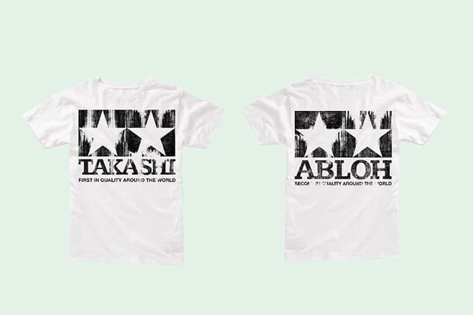 ComplexCon 獨佔 Virgil Abloh x 村上隆限量 T-Shirt