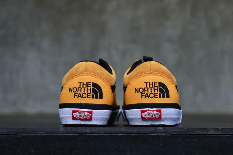 近賞 The North Face x Vans 2017 全新聯乘系列