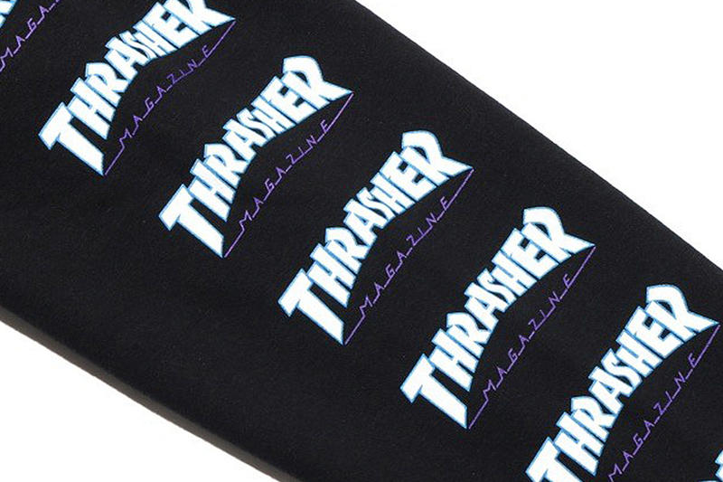 Logo 之大集結-《THRASHER》for Kinetics 別注聯名系列