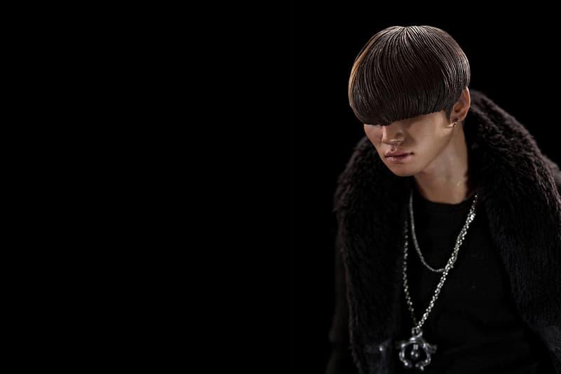 ENTERBAY x BIGBANG T.O.P、DAESUNG、SEUNGRI 1/6 人偶