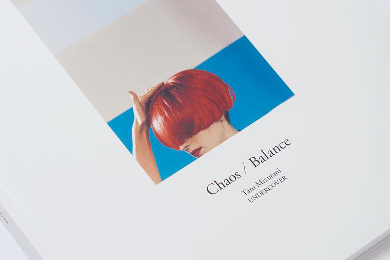 "「水谷太郎 x UNDERCOVER ""Chaos / Balance"" Photo Exhibition」將於 BOOKMARC 盛大開催"