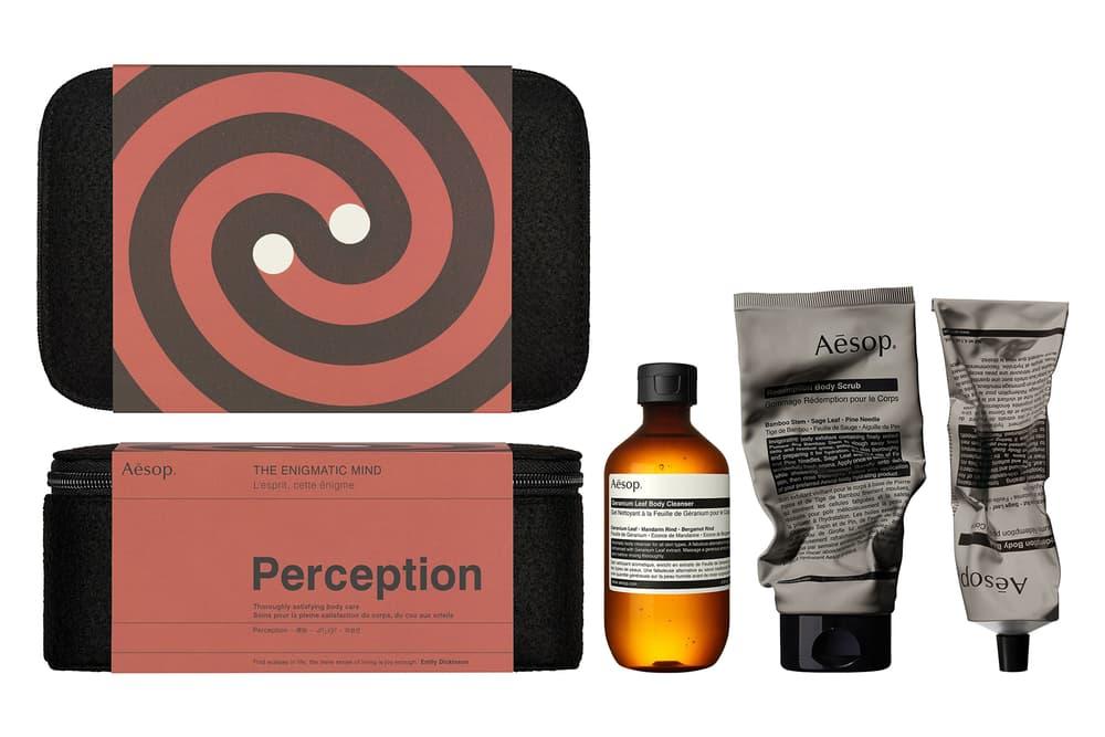 Aēsop 推出全新「The Enigmatic Mind」禮盒套裝