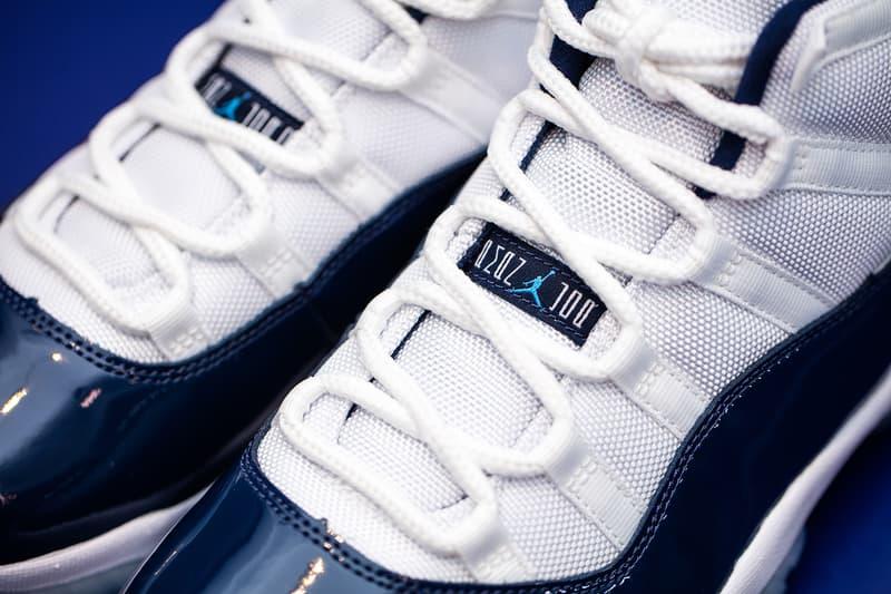 北卡傳奇 - 率先近賞 Air Jordan 11 Retro「WIN LIKE '82」