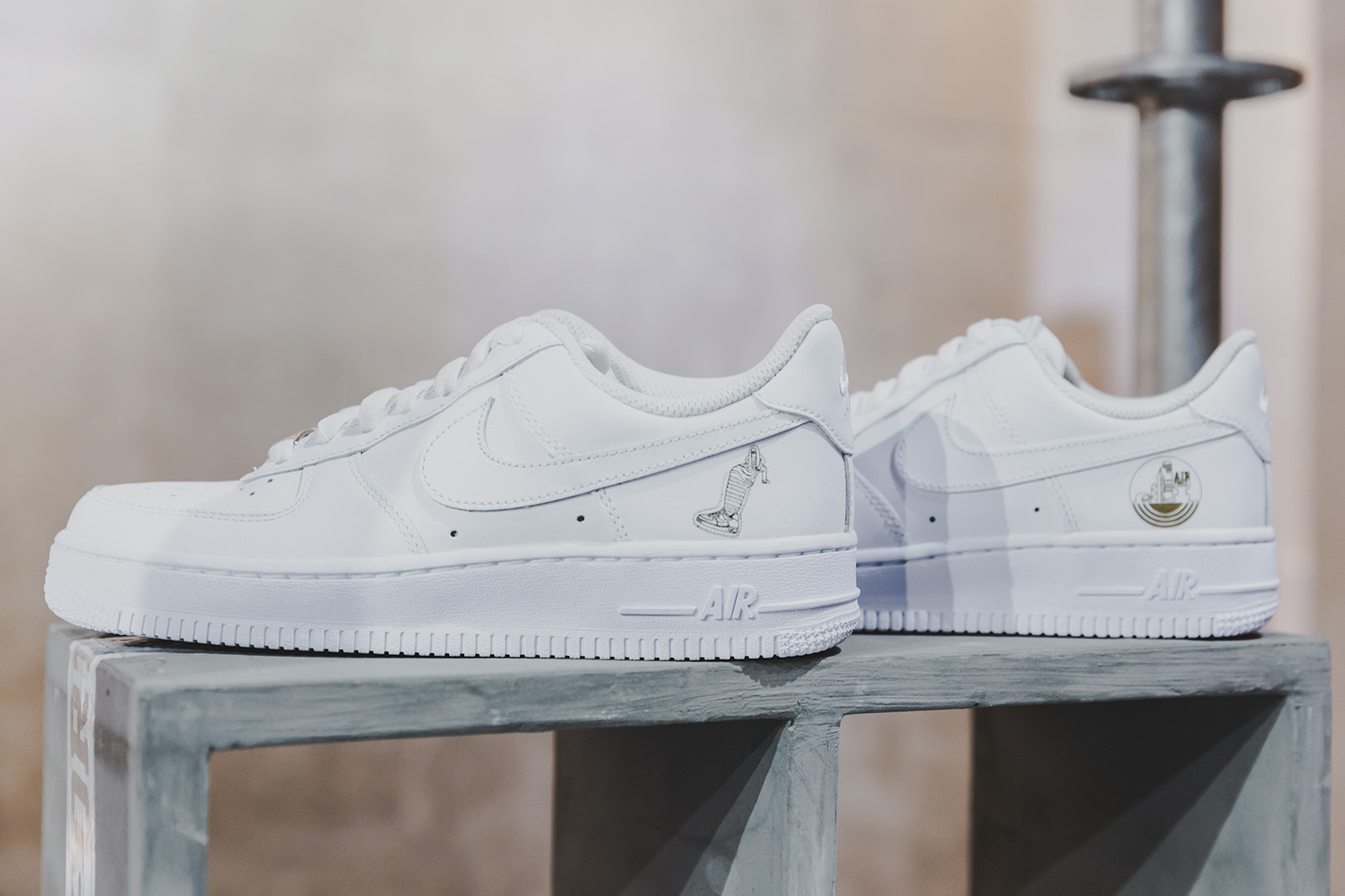 走進 Nike Air Force 1 35 週年期間限定企劃 FORCE STUDIO 香港站