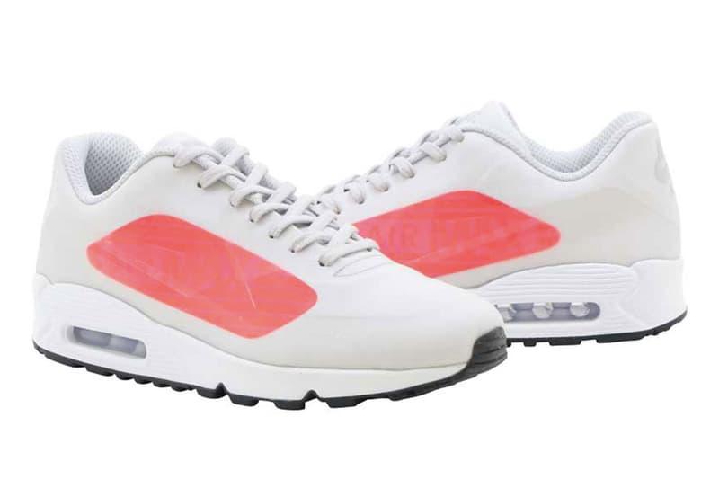 Nike 將 90s 巨體 Logo 元素注入經典 Air Max 鞋款之上