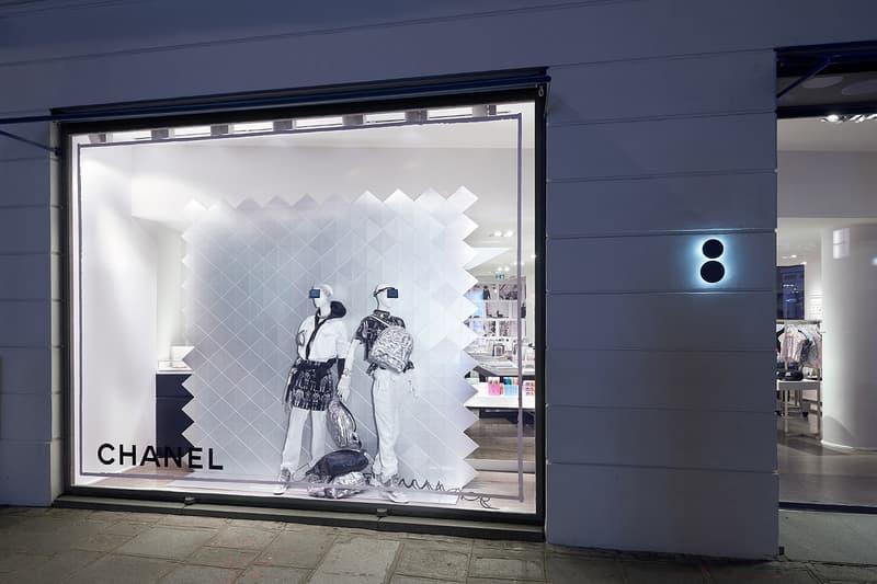走進 Chanel x colette 巴黎全新 Pop-Up