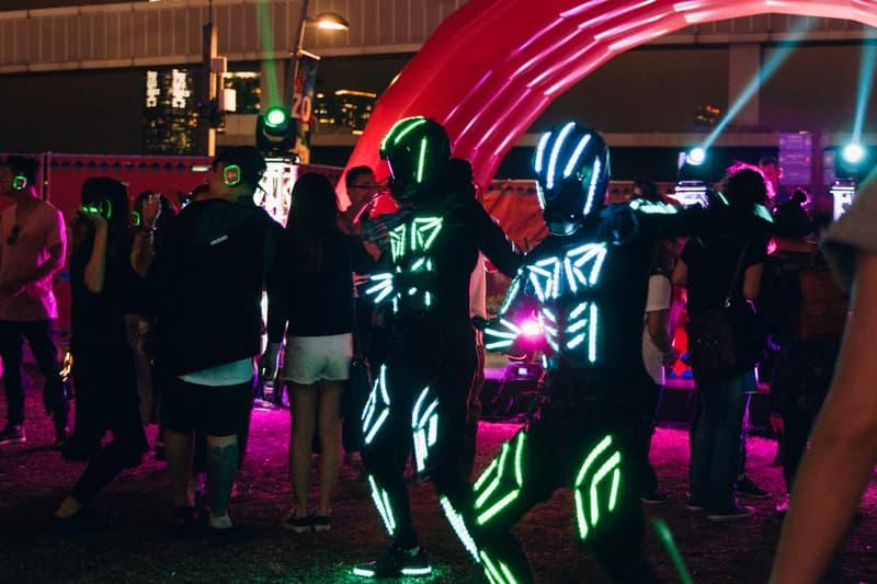 香港最大型音樂及藝術節 Clockenflap 10 週年活動回顧