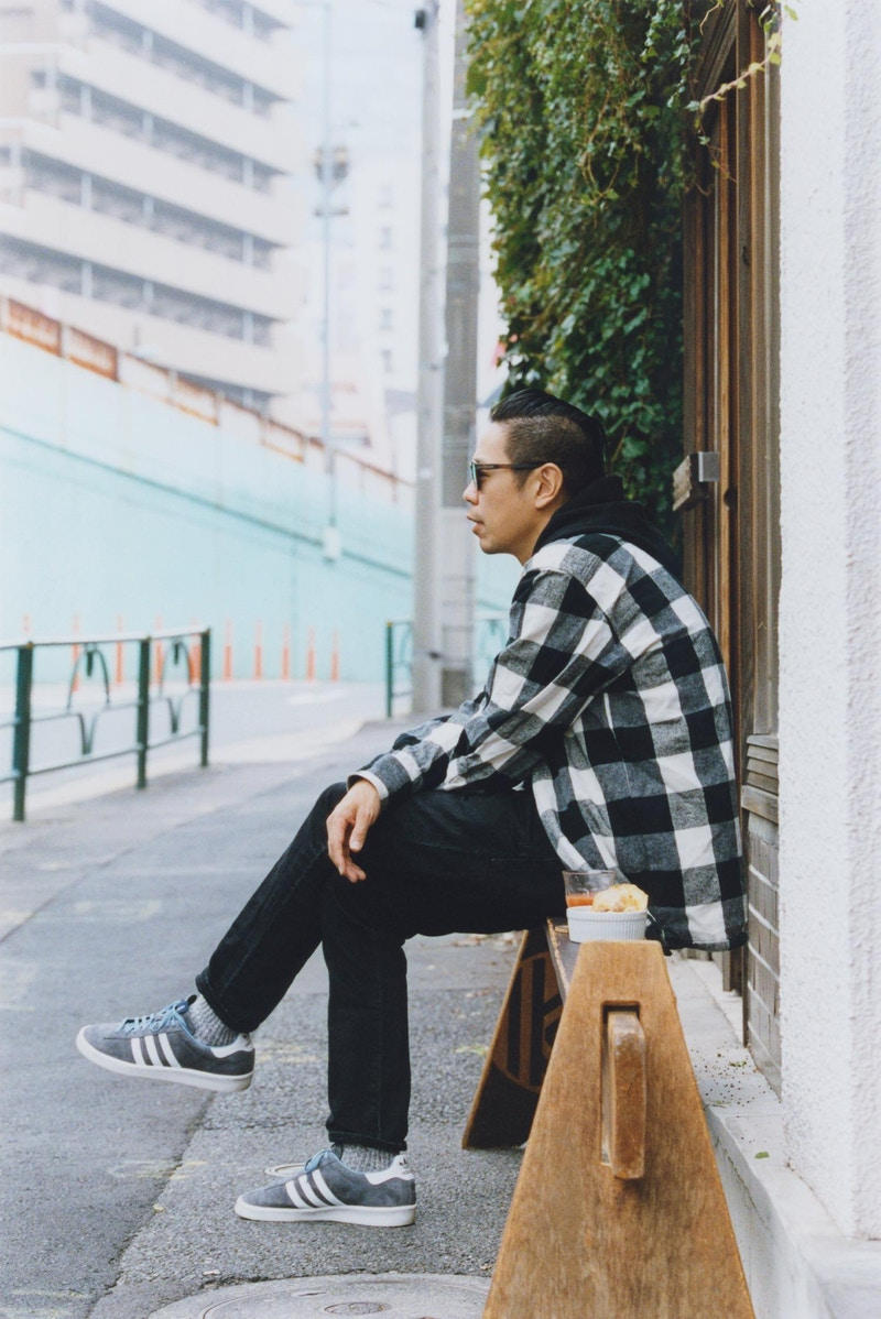 西山徹親自演繹 DESCENDANT x adidas Originals 聯乘 Campus