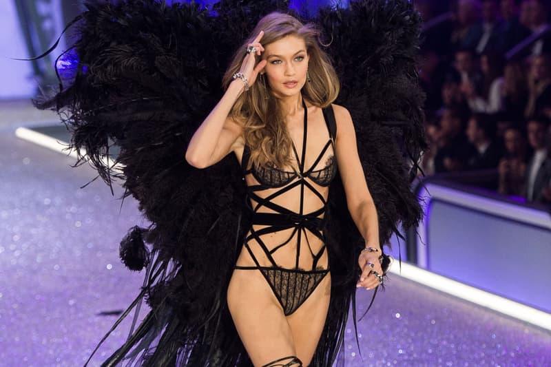 Gigi Hadid 正式宣佈退出 Victoria's Secret 2017 上海大秀