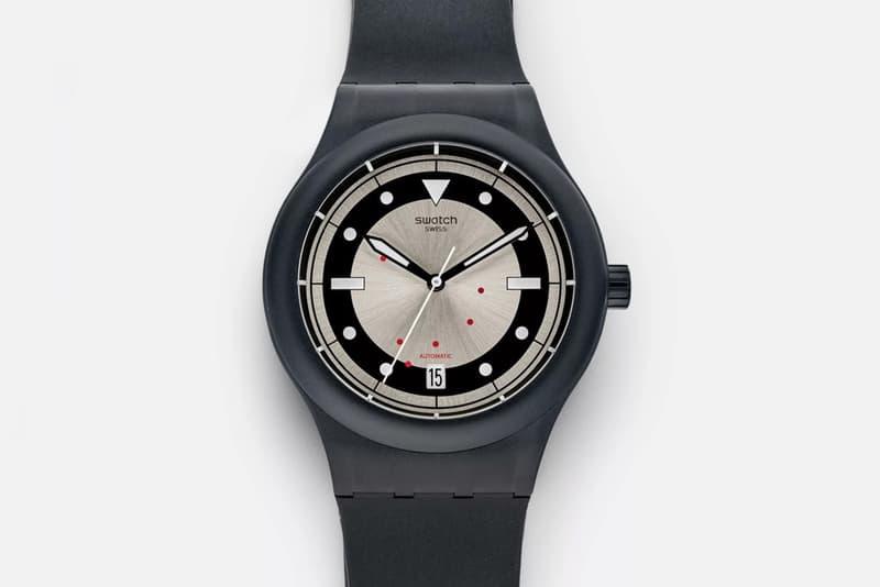 Hodinkee x Swatch SISTEM51 帶來全球知名手錶平台最經濟的錶款