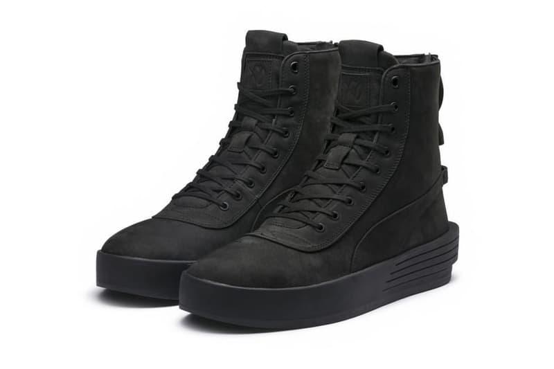The Weeknd x PUMA 聯乘鞋款「Parallel」迎來「Triple Black」全黑魂配色