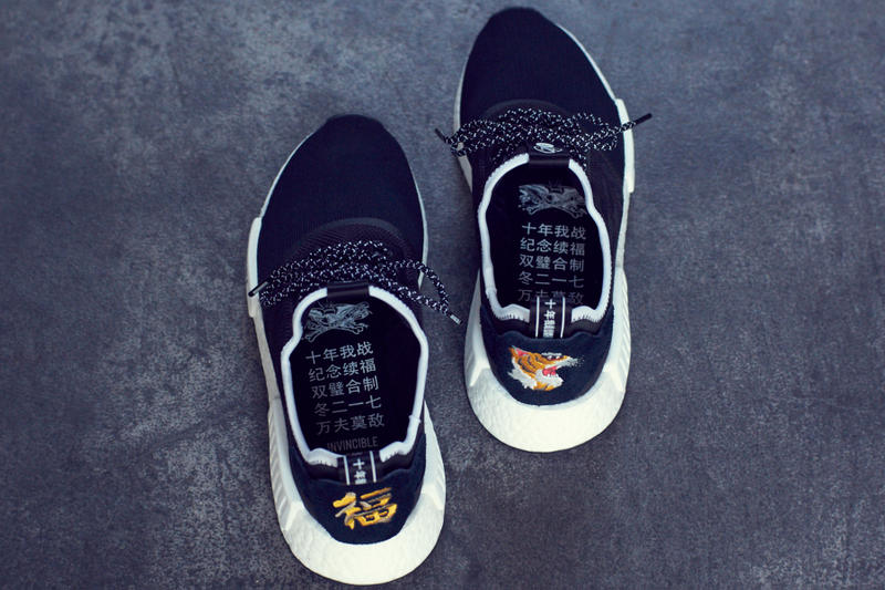 INVINCIBLE x NEIGHBORHOOD x adidas CONSORTIUM