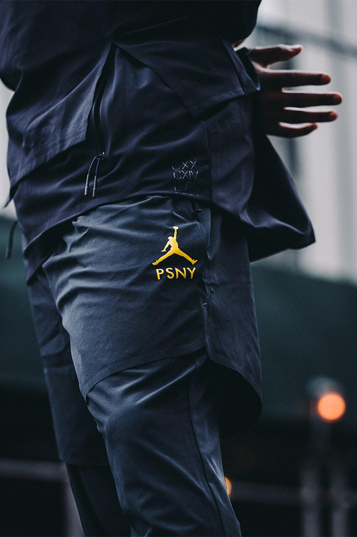 PSNY x Jordan Brand x Michigan 大學別注系列正式揭曉