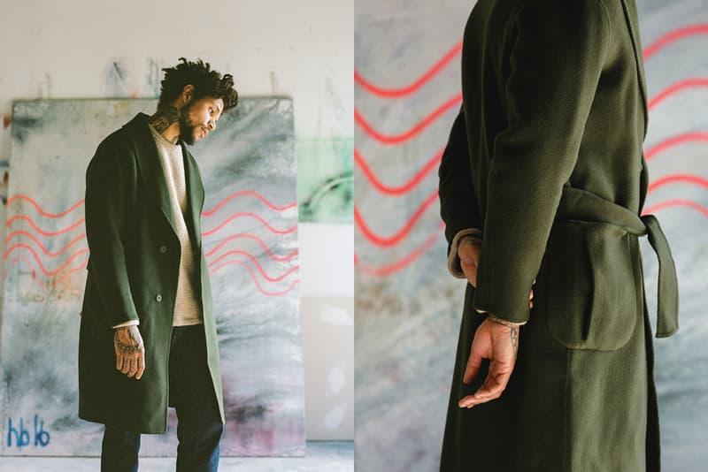美國時尚網站 Namu Shop 發佈 2017 秋冬造型特輯