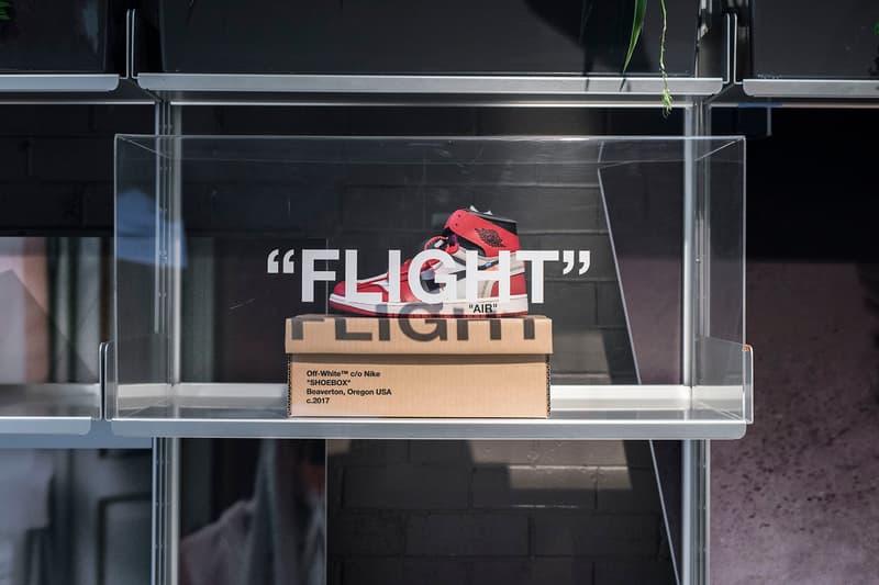 現場直擊 Nike x Off-White™ 悉尼 Supply Store Pop Up 實況