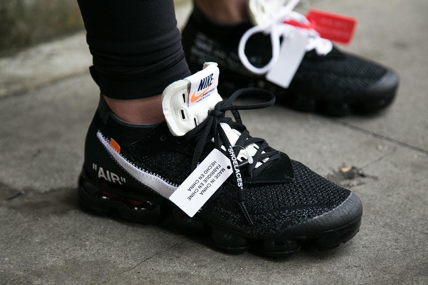 Virgil Abloh x Nike「THE TEN」給球鞋界的警世啟示