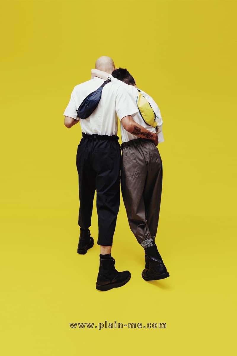 台日友好 − JOURNAL STANDARD x plain-me 首度聯乘系列公開