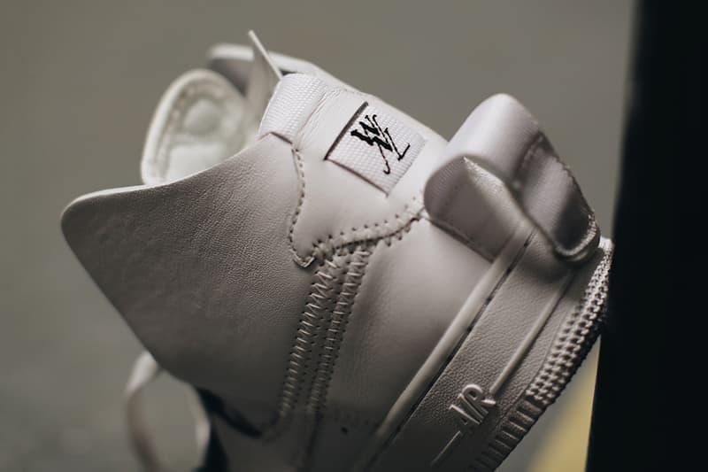 近賞 Public School x Nike Air Force 1 High 35 週年聯乘設計