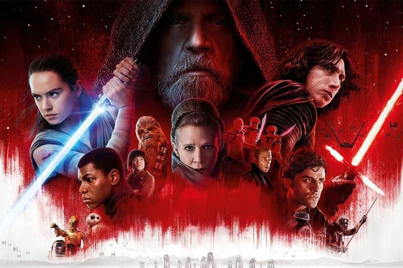 史詩式電影、史詩式片長-導演確認《Star Wars: The Last Jedi》將成系列最長片長電影