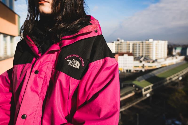 The North Face Urban Exploration 於柏林打造秋冬造型特輯