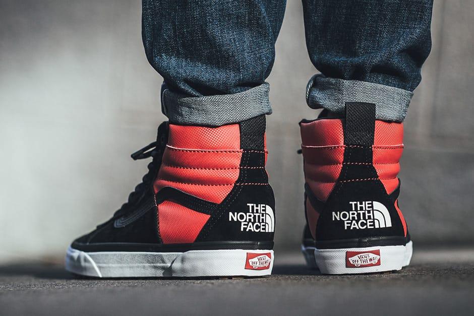 The North Face x Vans 2017 全新聯乘系列
