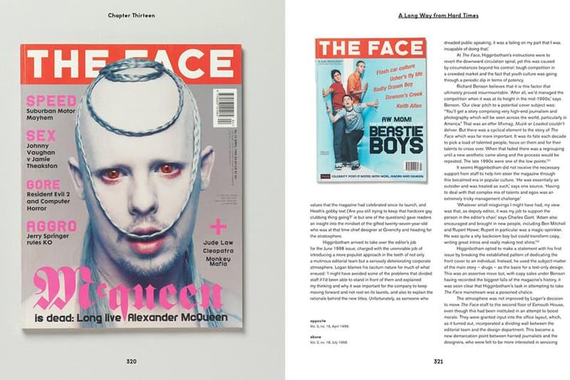 雜誌元祖血淚史-《The Story of The Face》全記錄發佈
