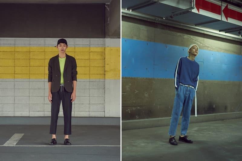 VICTIM 2018 春夏系列 Lookbook