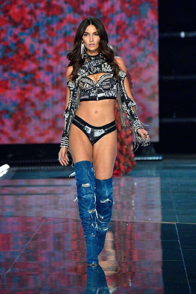 Victoria's Secret 2017 上海內衣 Fashion Show 回顧