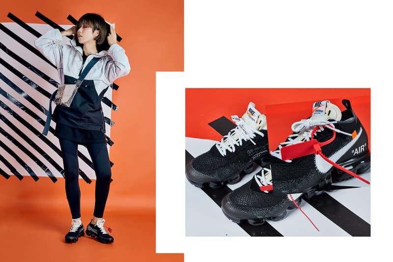 DEAL 打造 Virgil Abloh x Nike「The Ten」系列造型特輯
