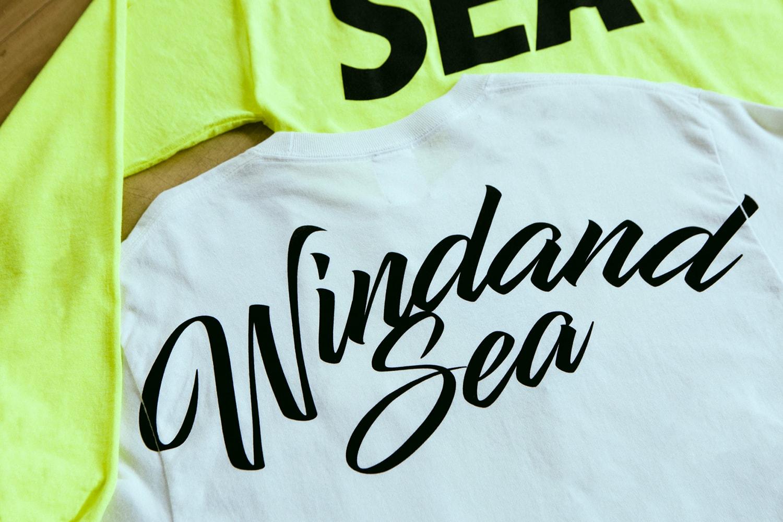 近賞熊谷隆志新品牌 WIND AND SEA