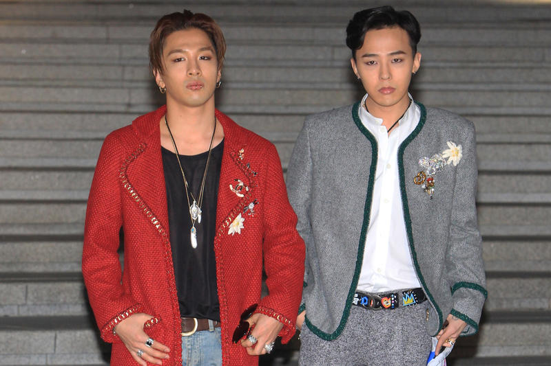 BIGBANG 合體無望!G-Dragon、太陽確定在 2018 上半年入伍